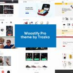 Woostify Woocommerce theme by Trazka
