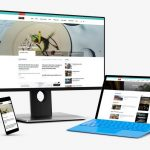WordPress webdesign for AZOnline