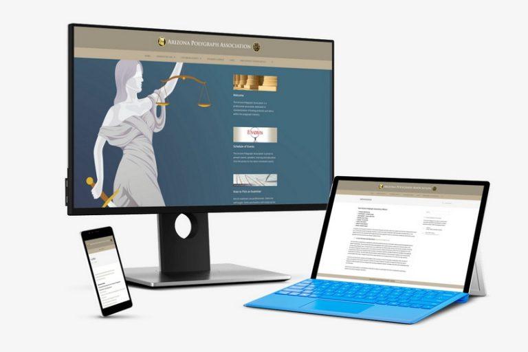 WordPress webdesign for Azpa4truth.com